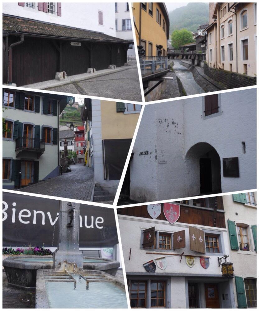 Vieille Ville Montreux
