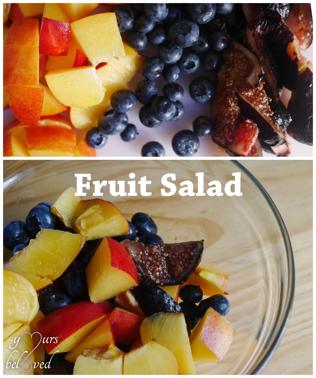 Day 27: Fruit Salad