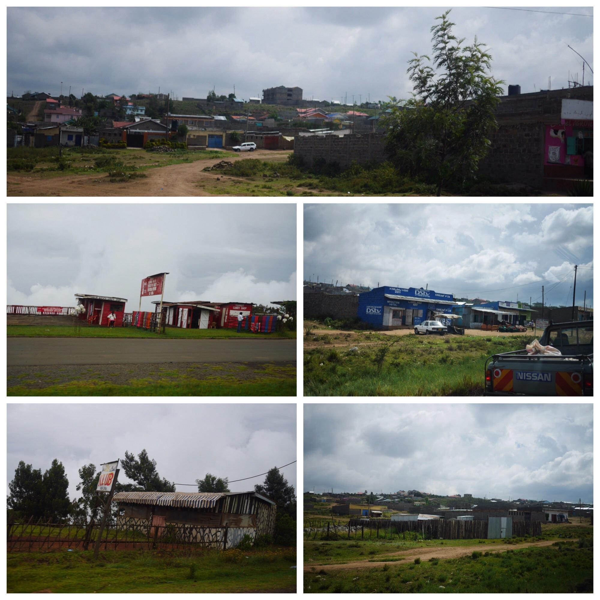 Drive from Nairobi to Lake Elmenteita
