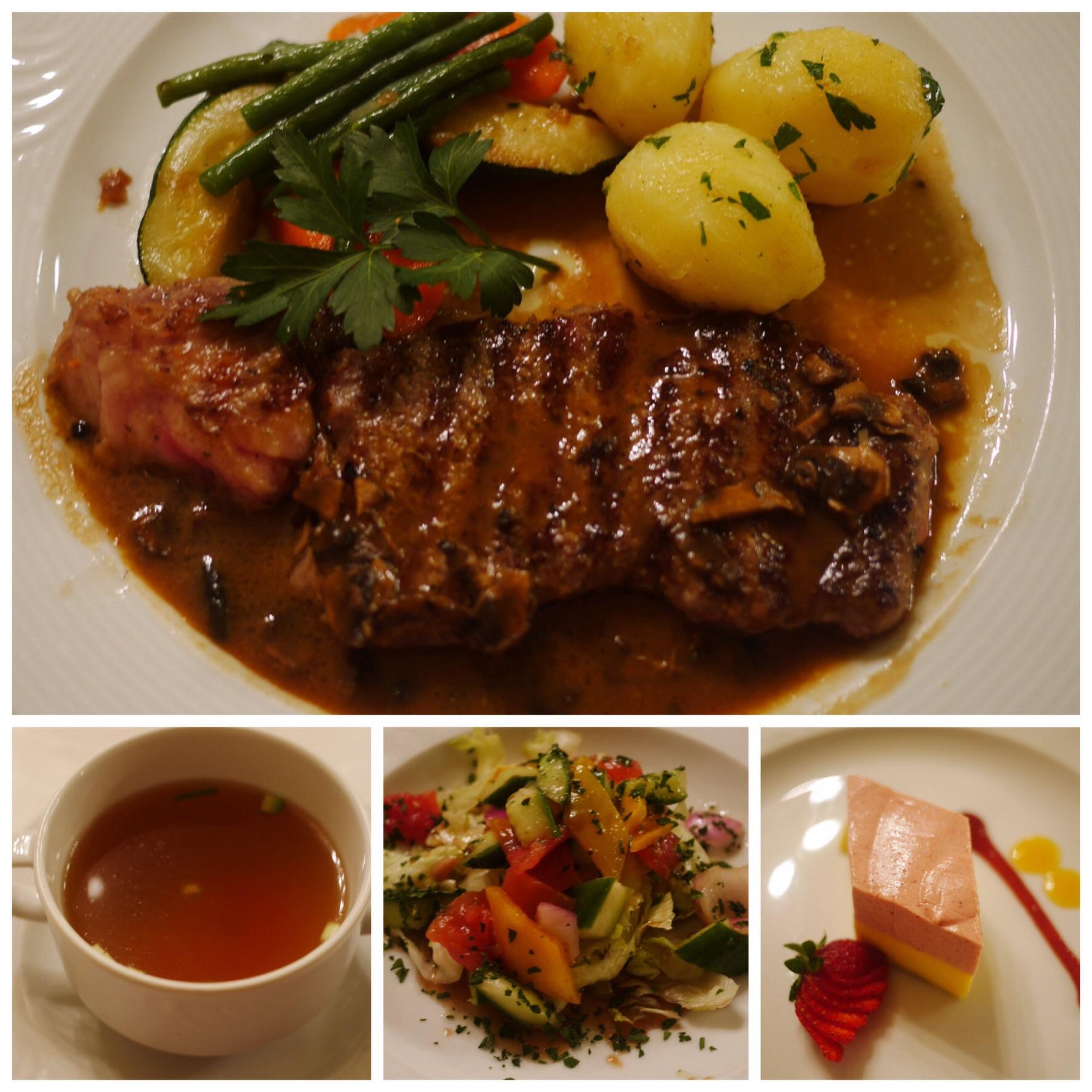 Dinner #2 at Lake Elmenteita Serena Lodge