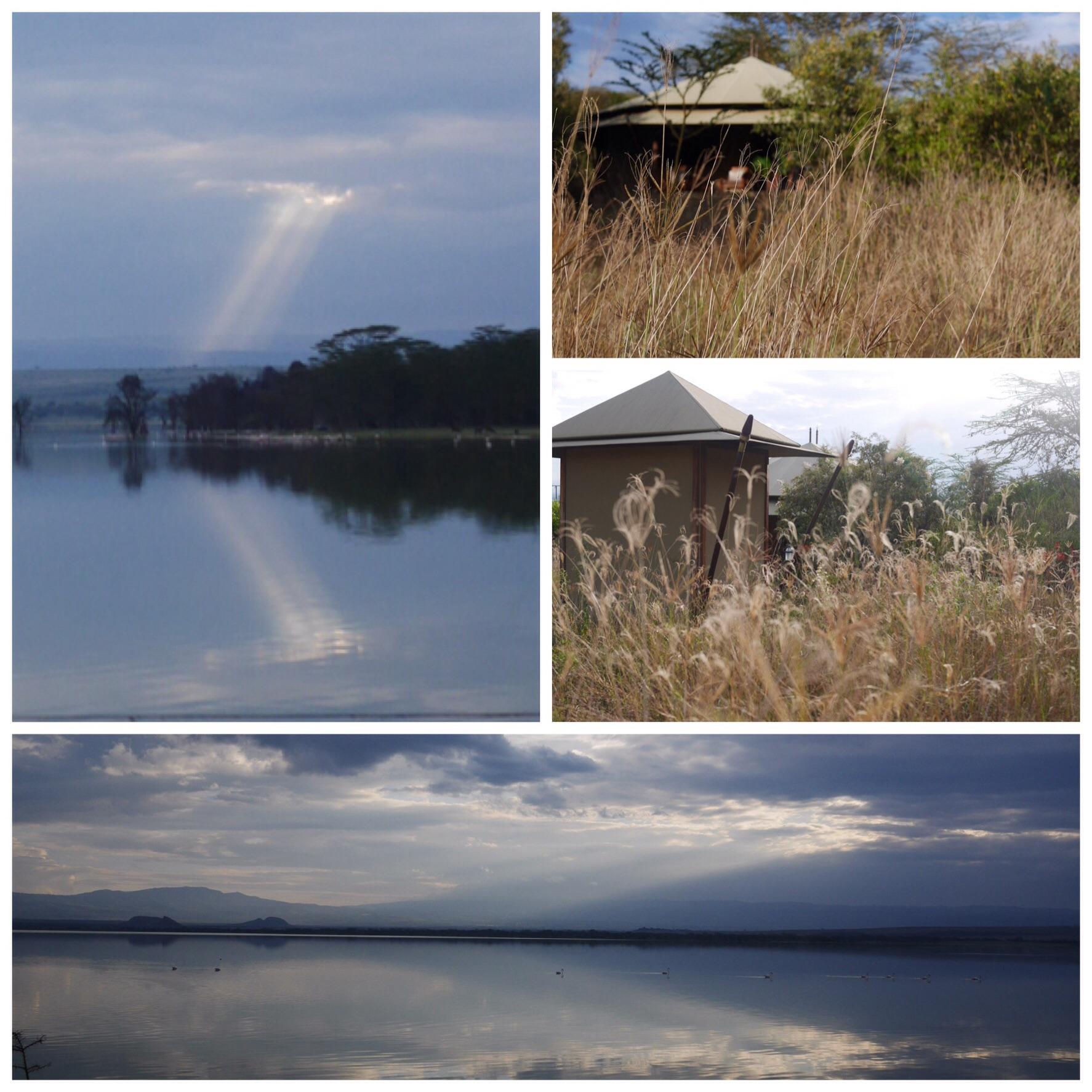 Property view at Lake Elmenteita Serena Lodge