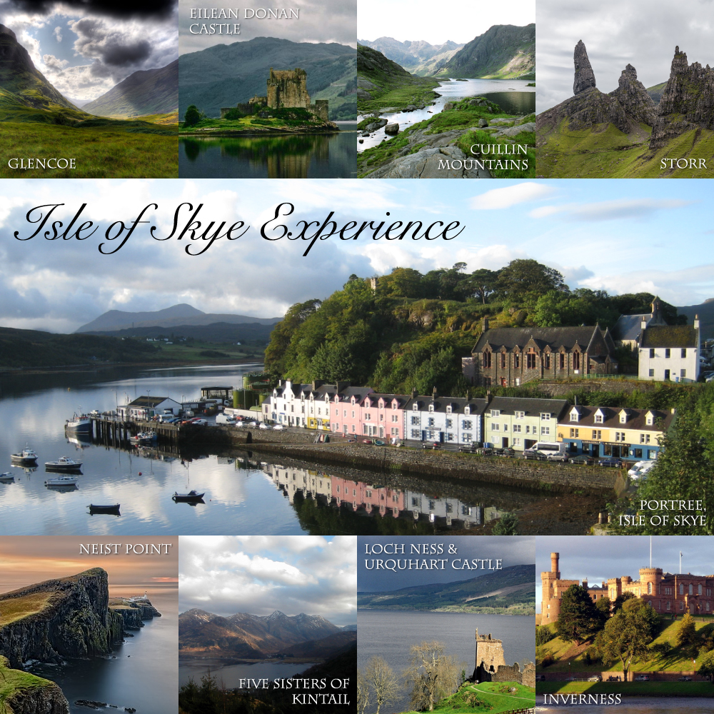 Isle of Skye Experience