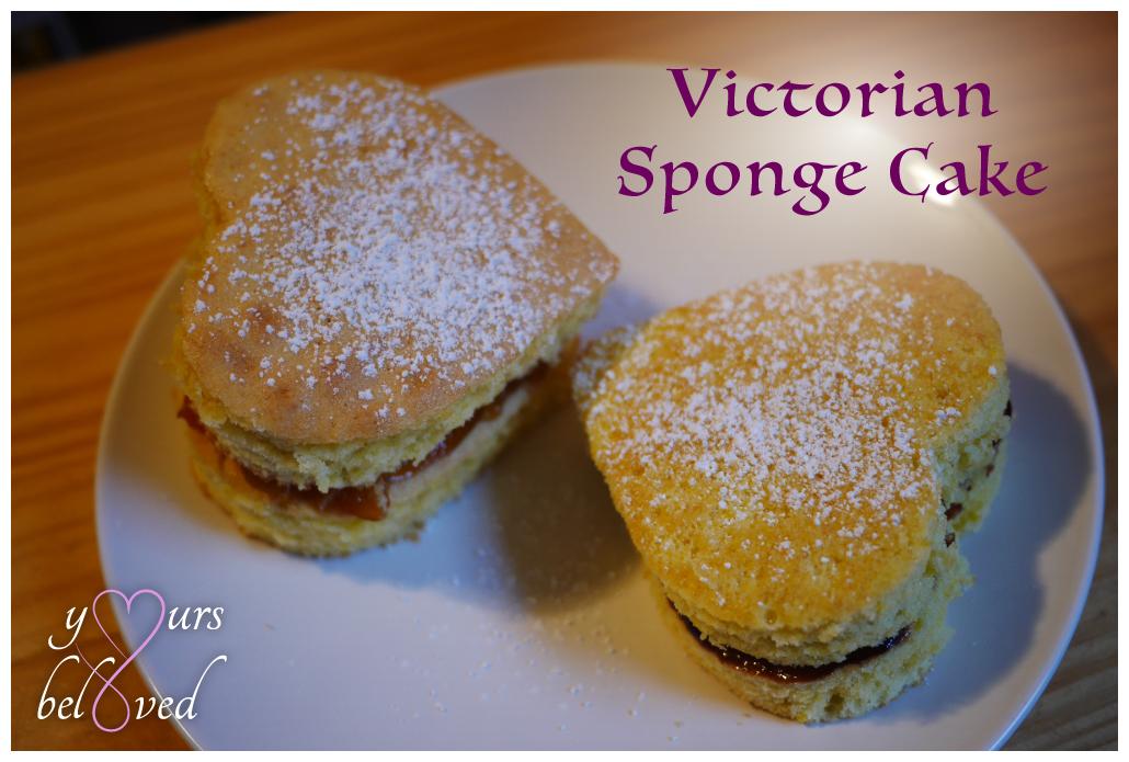 Granny's Victoria Sponge Cake