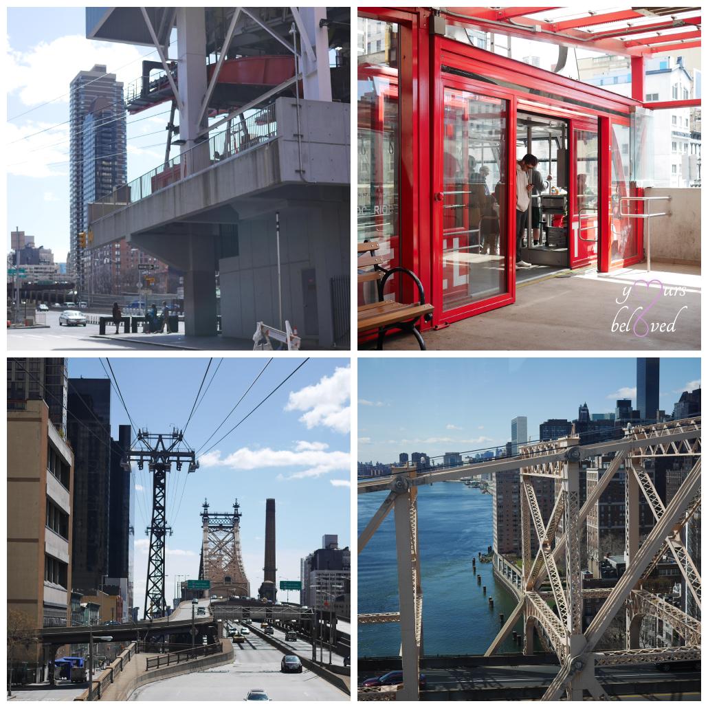 Roosevelt Island Station in Manhattan